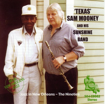 504CDS-82 TEXAS SAM MOONEY SUNSHINE BAND